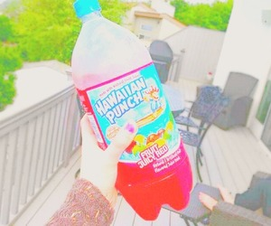 vibrant, colors, and drink image