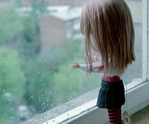 rain and window image