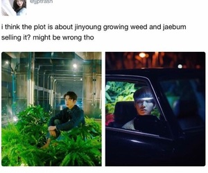 JB, kpop, and jinyoung image