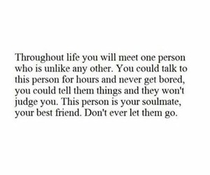 quote, life, and best friends image