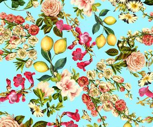 citrus, lemon, and leaves image
