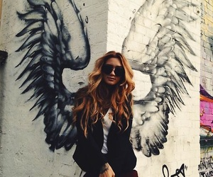 angel, street, and style image