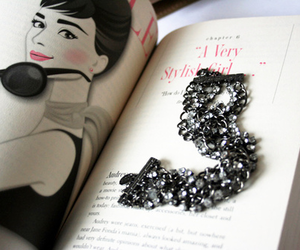 book and audrey hepburn image