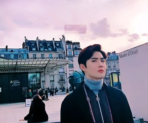 background, lockscreen, and exo k image