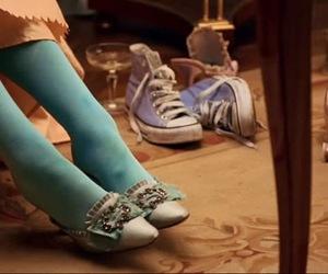 shoe, symbolism, and youth image