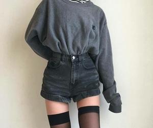 aesthetic, clothing, and grunge image