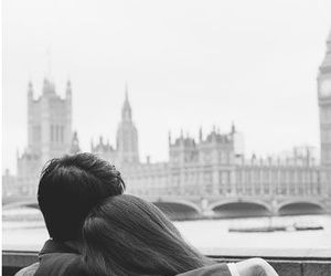 couple, love, and london image