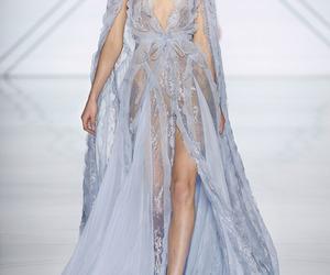 mode, bleue, and volupté image