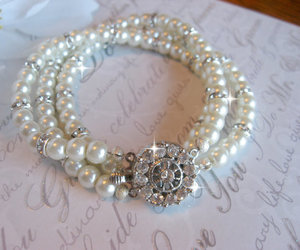accessories, bridal, and fashion image
