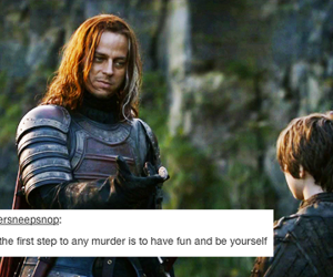game of thrones, funny, and arya stark image