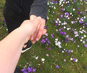 flowers, goals, and bestfriend image