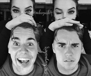 edit, justin bieber, and barbara palvin image