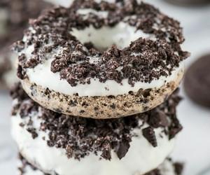 donuts, food, and oreo image