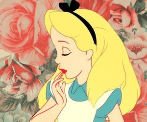 alice, alice in wonderland, and disney image