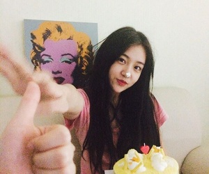 ulzzang, girl, and icon image