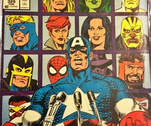 Avengers, Marvel, and pretty image
