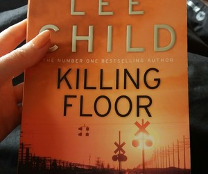 jack reacher, book recommendation, and killing floor image