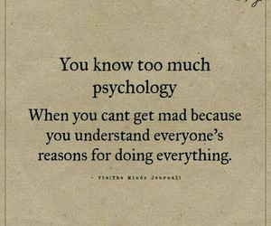 quotes, psychology, and words image