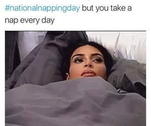meme and nap image