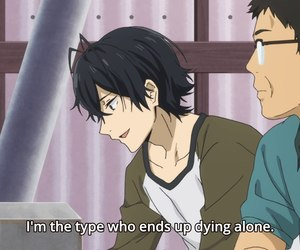 barakamon, anime, and alone image