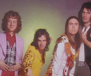 glam rock and slade image