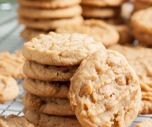 butterscotch, Cookies, and peanut butter image