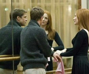 brad pitt, benjamin button, and cate blanchett image