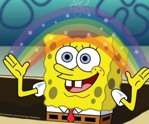 sponge bob and imaginaciom image