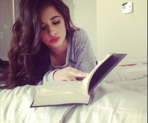 camila cabello, fifth harmony, and book image