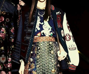 D&G, dolce and gabbana, and fashion image