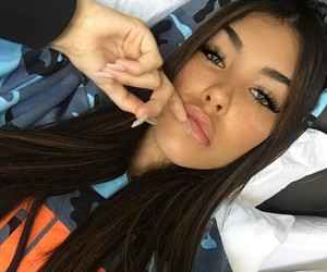 madison beer, beauty, and madisonbeer image