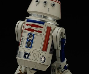 droid, star wars, and toy image