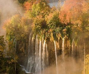 Croatia, national park, and plitvice lakes image