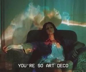 alternative, art deco, and grunge image