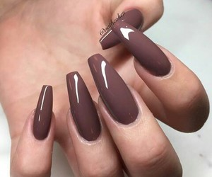 glam, ideas, and nails image