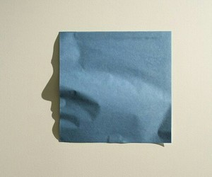 art, face, and Paper image
