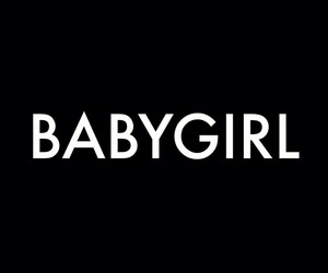 babygirl, black, and baby girl image