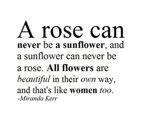 quotes, flowers, and rose image
