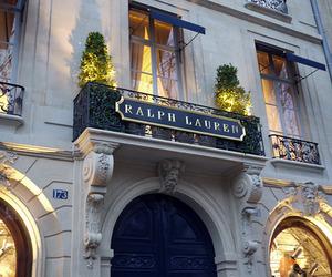 ralph lauren, luxury, and store image