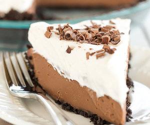 chocolate and food image