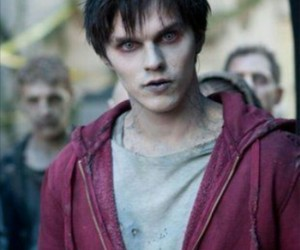 zombie, nicholas hoult, and warm bodies image