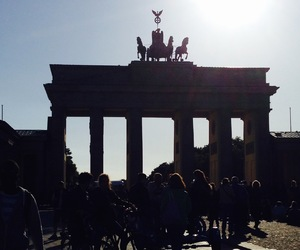 berlin and history image