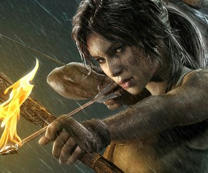 tomb raider and game image