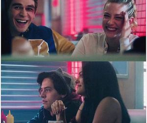 riverdale, veronica lodge, and cole sprouse image