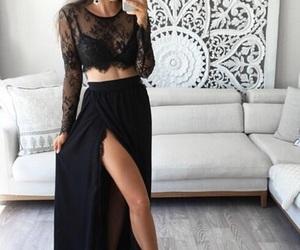 dress, prom dress, and prom dresses image