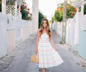blogger, dress, and elegant image