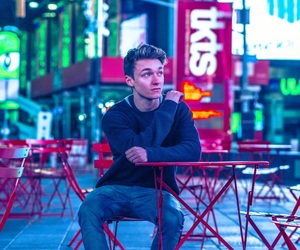 beautiful, love, and harrison osterfield image