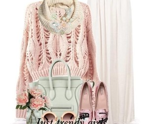 pastel outfit image