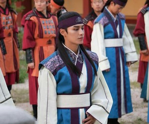 kdrama, do ji han, and hwarang image