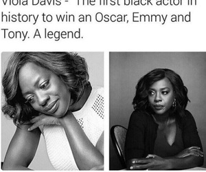 celebrities, viola davis, and black woman image